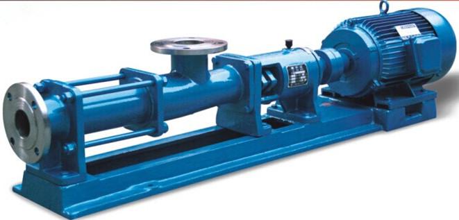不锈钢螺杆泵图片